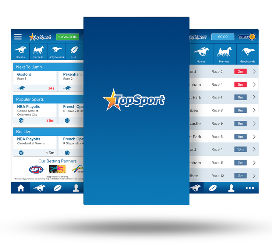 TopSport Web App 3