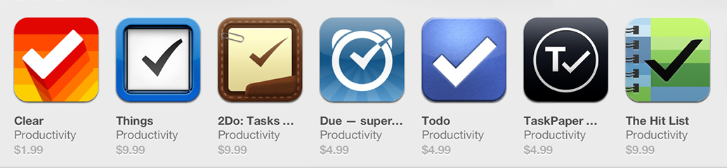 App Store Productivity Apps