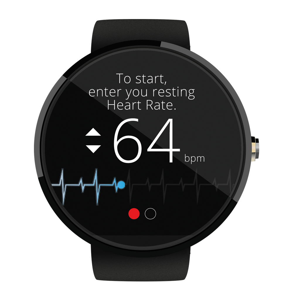 Set Heart Rate
