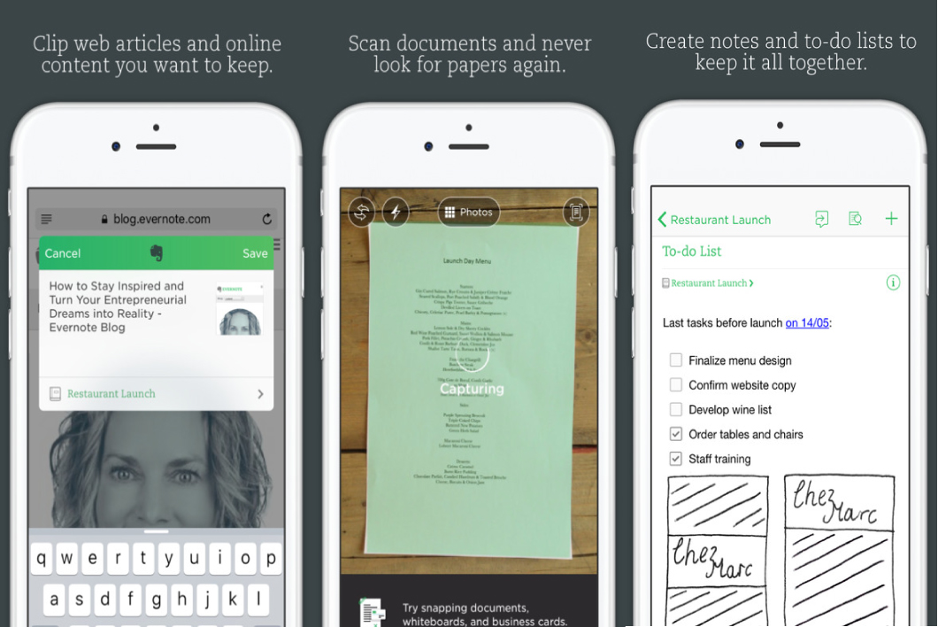 Evernote archives launchpad app development evernote 1 reheart Gallery