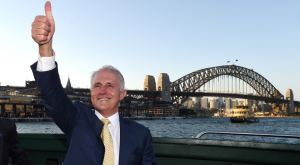 Malcolm Turnbull Approves