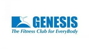 GENESIS Fitness Logo Offical Blue 1000x556